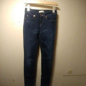 Acne Dark Skinny Jeans